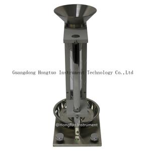 GB5060-85 ISO 3932/2司各特粉剂容积密度测试仪